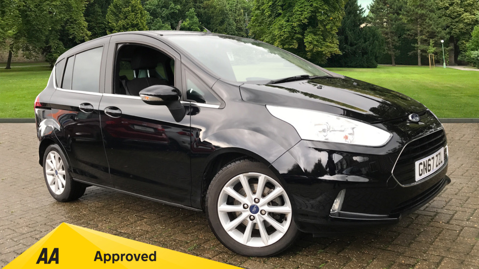 Ford B-MAX 1.0 EcoBoost 125 Titanium Navigator 5dr Hatchback (2017) available from Ford Croydon thumbnail image