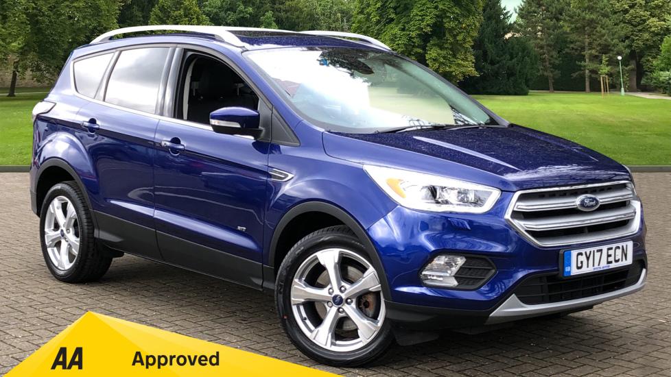 Ford Kuga 1.5 EcoBoost 182 Titanium X Automatic 5 door Estate (2017)