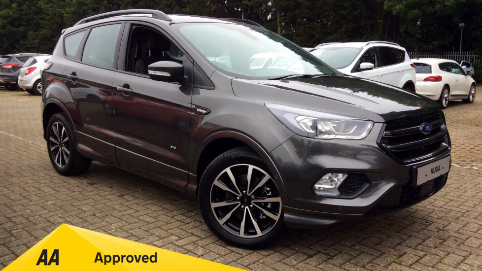 Ford Kuga 2.0 TDCi 180 ST-Line Diesel Automatic 5 door MPV (2019) at Ford Ashford thumbnail image