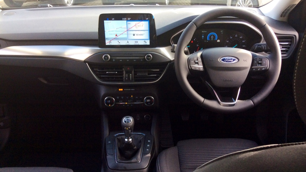 Ford Focus 1.5 EcoBlue 120 Titanium [Nav] 5dr image 20