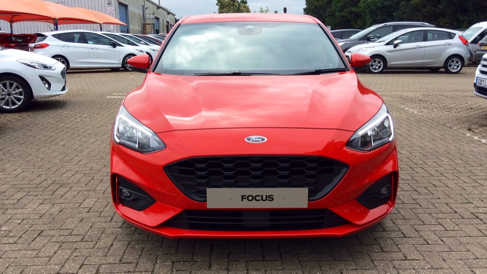 Ford Focus 1 0 Ecoboost 125 St Line 5dr Image 2 Thumbnail