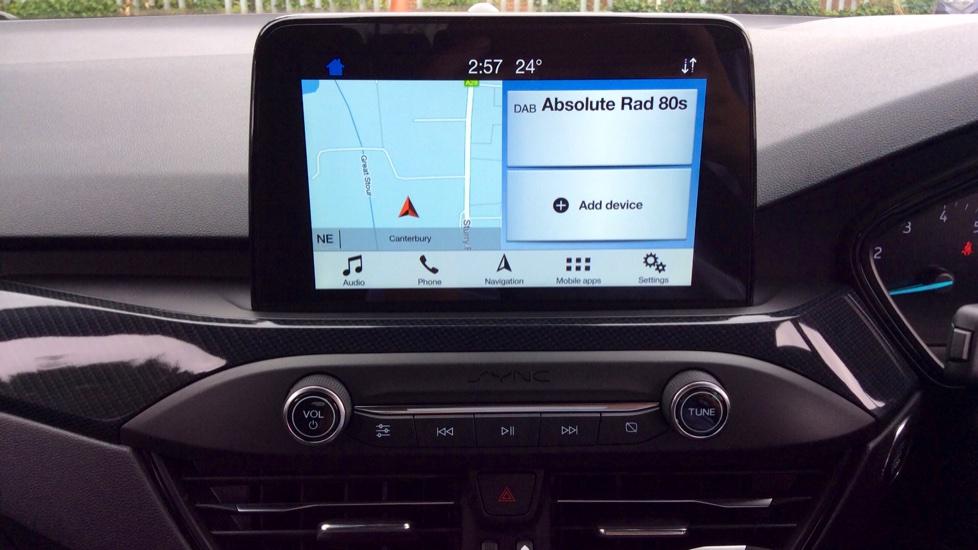 Ford Focus 1.0 EcoBoost 125 ST-Line 5dr image 13