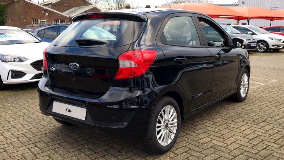 Ford KA Plus 1.2 85 Zetec 5dr image 5