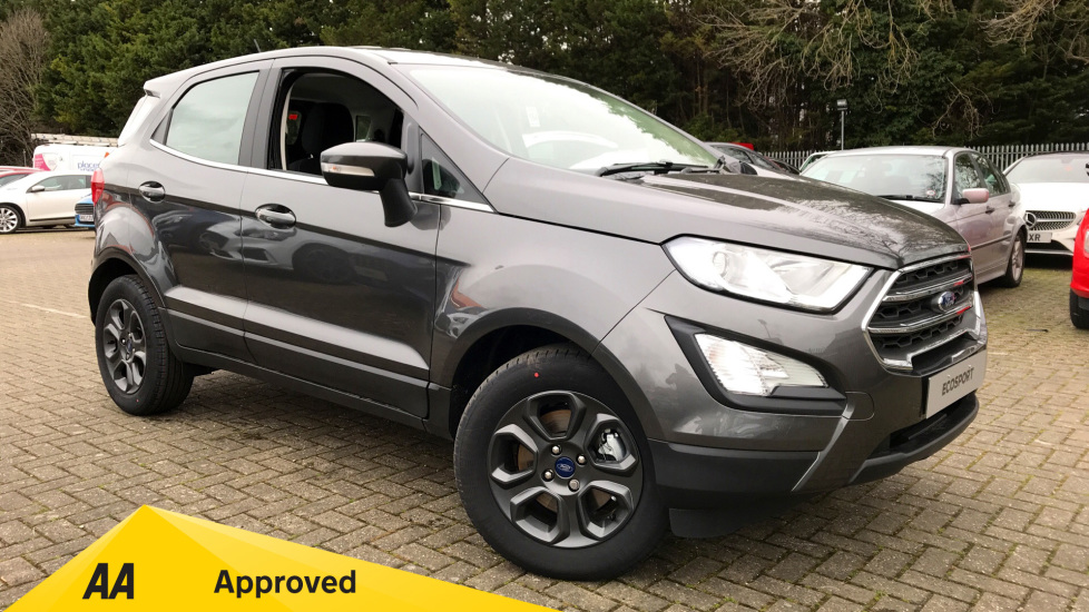 Ford EcoSport Zetec Less SVP 1.0 EcoBoost 100PS 6 Speed  5 door Hatchback (2019) at Ford Canterbury thumbnail image