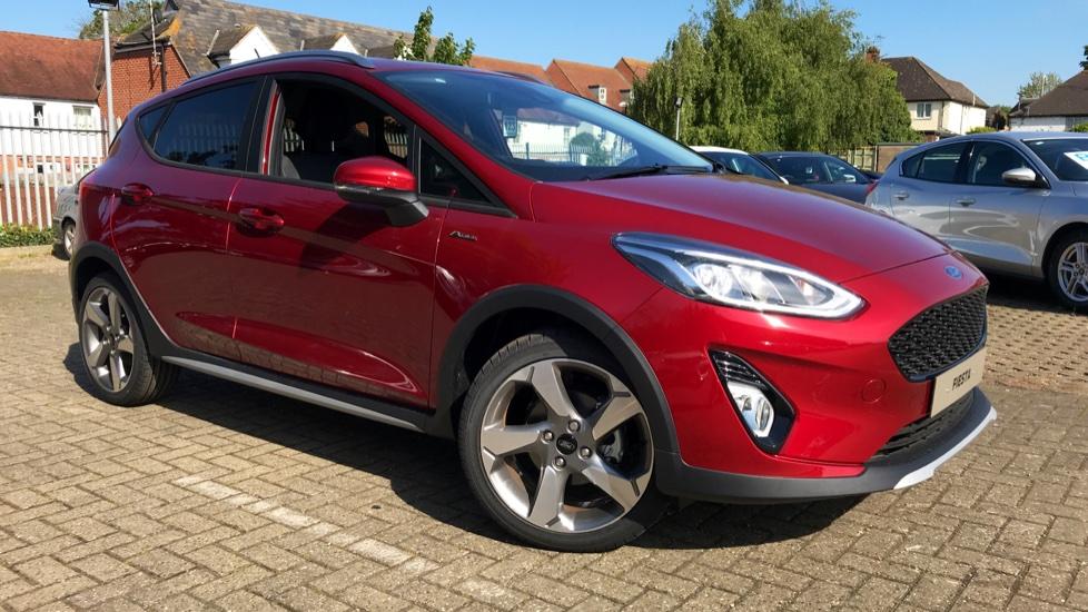 Ford Fiesta Active 1 1.0T EcoBoost 125PS with Start/Stop 6 Speed  5 door Hatchback (2019)