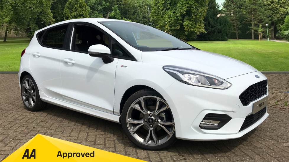 Ford Fiesta ST-Line X 1.0T EcoBoost 125PS with Start/Stop 6 Speed  5 door Hatchback (2019)