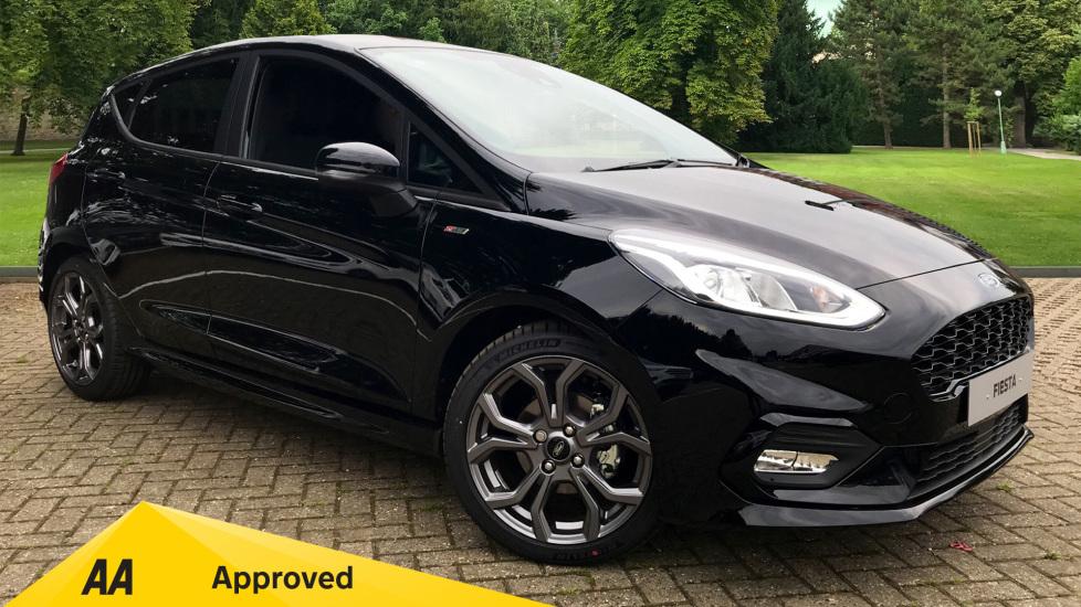 Ford Fiesta ST-Line 1.0T EcoBoost 125PS 6 Speed  5 door Hatchback (2019)