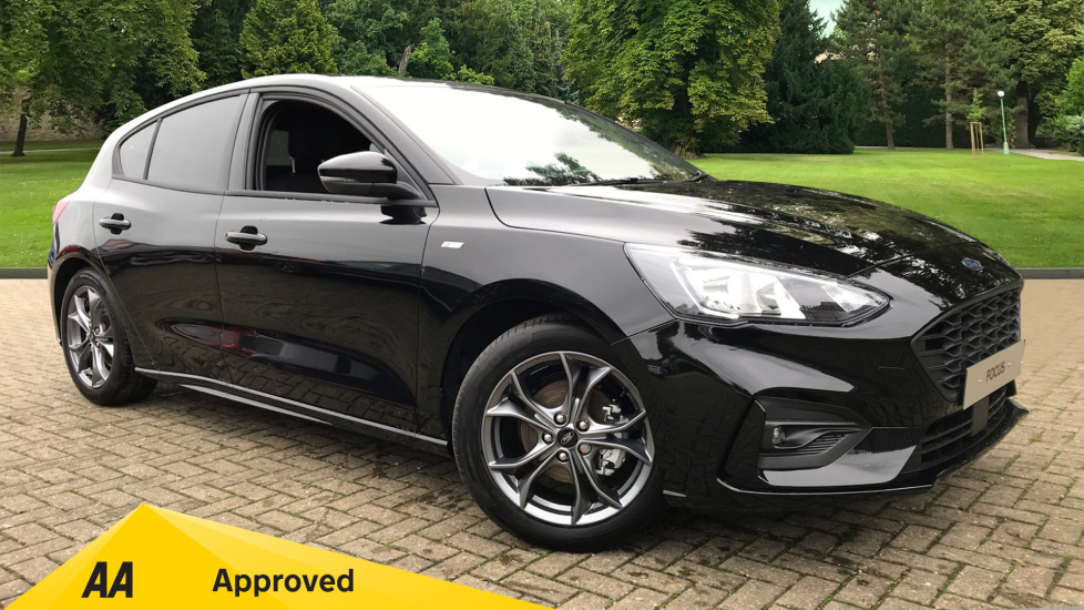 Ford Focus ST-Line 1.0L Ford EcoBoost 125PS 6 Speed 5 door Hatchback (2019)