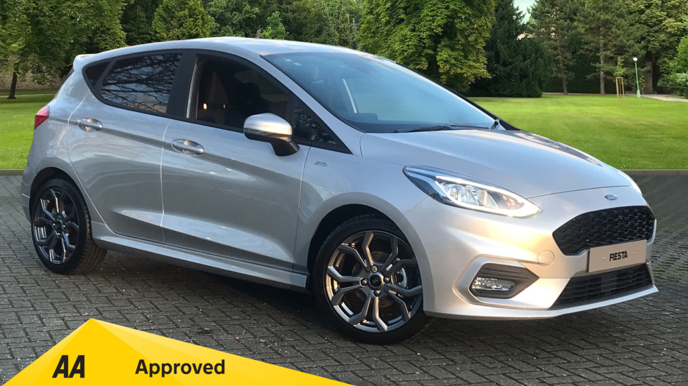 Ford Fiesta ST-Line 1.0T EcoBoost 100PS 5 door Hatchback (2020)
