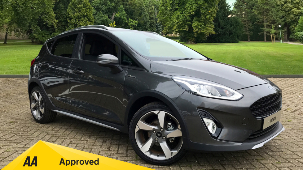 Ford Fiesta 1.0 EcoBoost Active 1 5dr Hatchback (2020) at Ford Thanet thumbnail image