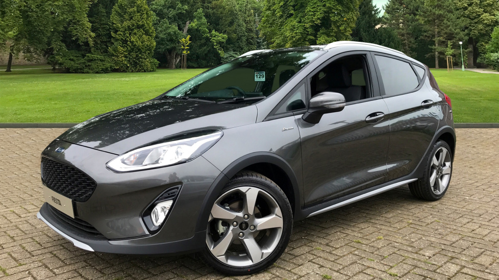 Ford Fiesta 1.0 EcoBoost Active 1 5dr image 3