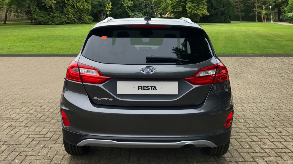 Ford Fiesta 1.0 EcoBoost Active 1 5dr image 6