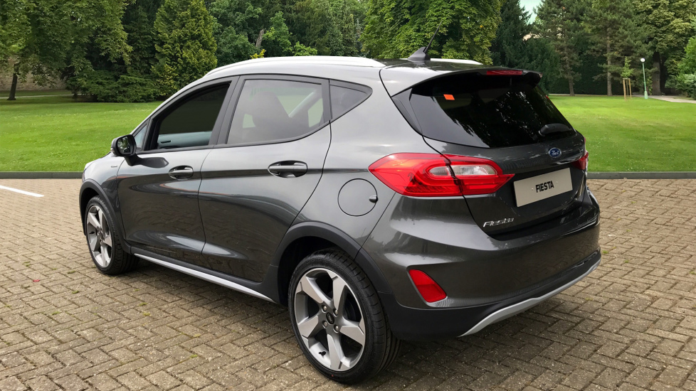 Ford Fiesta 1.0 EcoBoost Active 1 5dr image 7