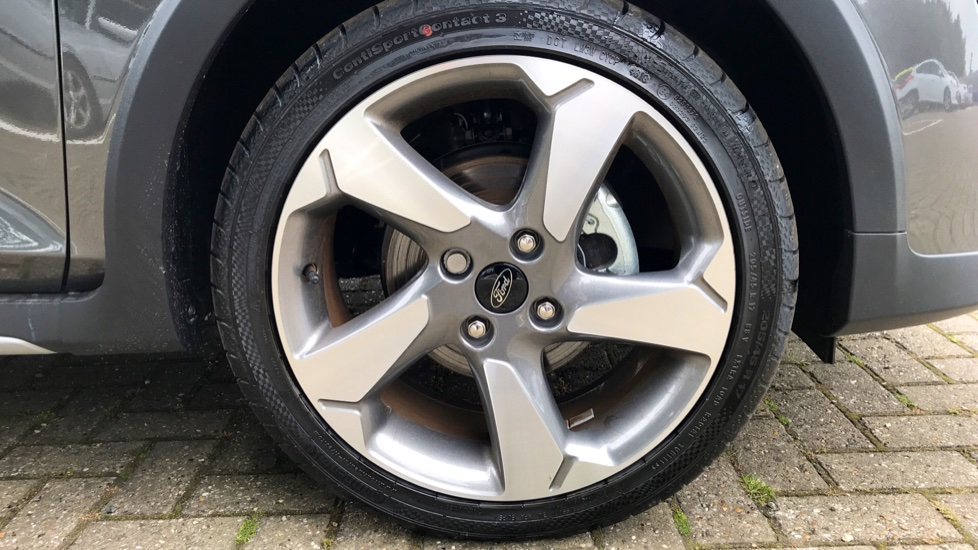 Ford Fiesta 1.0 EcoBoost Active 1 5dr image 8
