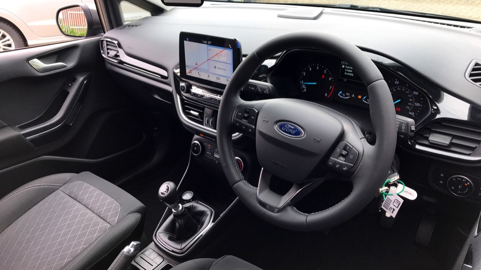 Ford Fiesta 1.0 EcoBoost Active 1 5dr image 10