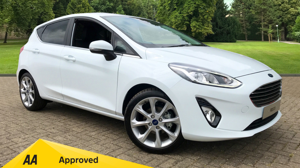 Ford Fiesta Titanium X 1.0T EcoBoost 125PS 6 Speed  5 door Hatchback (2019)