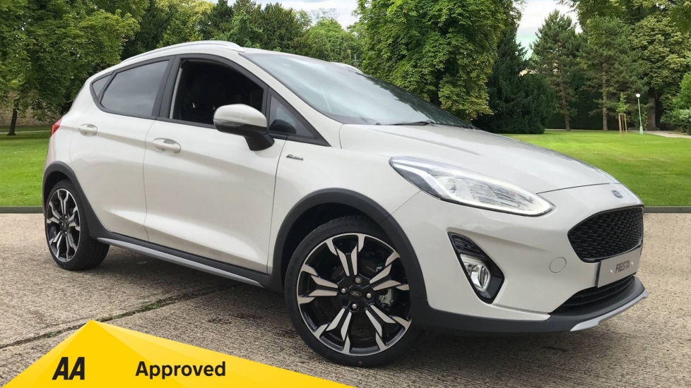 Ford Fiesta Active X 1.0T EcoBoost 100PS with Start/Stop 6 Speed  5 door Hatchback