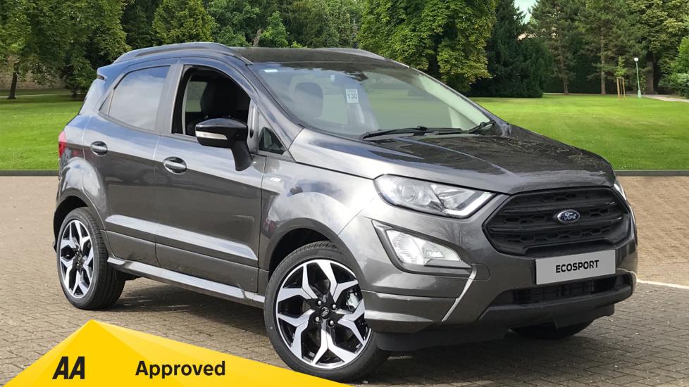 Ford ECOSPORT ST-Line Less SVP 1.0 EcoBoost 125PS 6 Speed  5 door Hatchback (19MY)