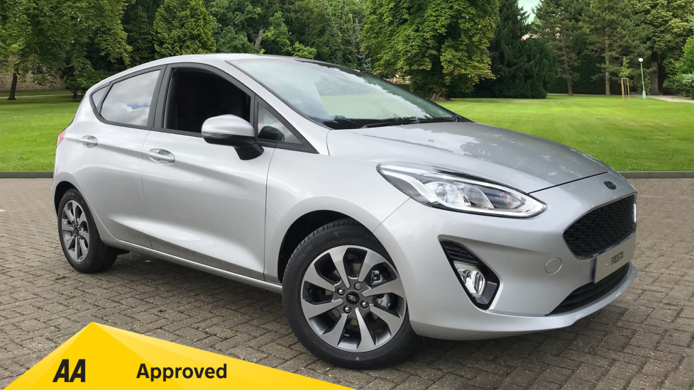 Ford Fiesta Trend 1.1L Ti-VCT 85PS 5 Speed 5 door Hatchback (2019)