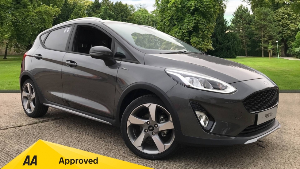 Ford Fiesta Active X 1.0T EcoBoost 100PS 5 door Hatchback