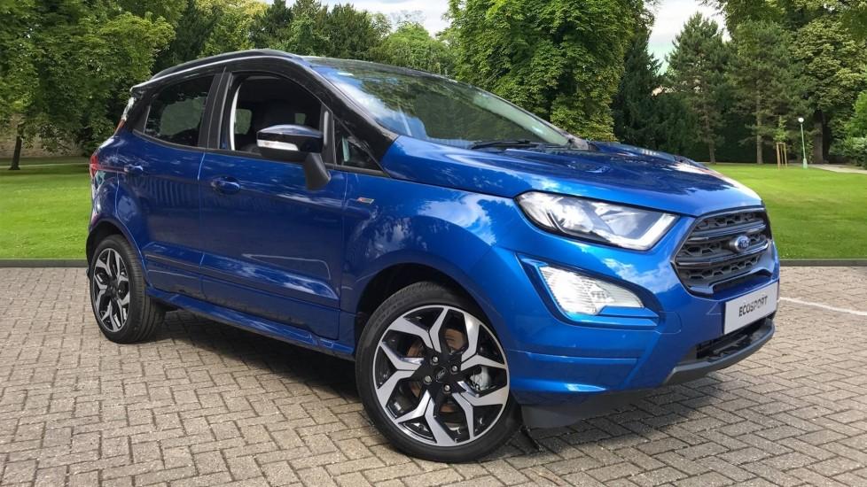 Ford EcoSport ST-Line Less SVP 1.0 EcoBoost 140PS 6 Speed  5 door Hatchback (2020)