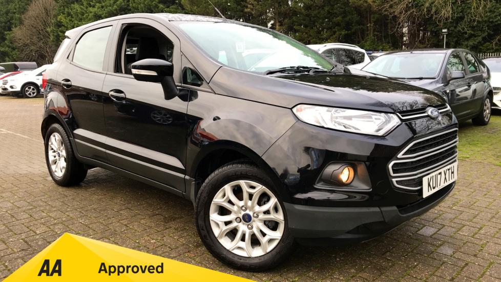 Ford Ecosport   Zetec Drsel Hatchback