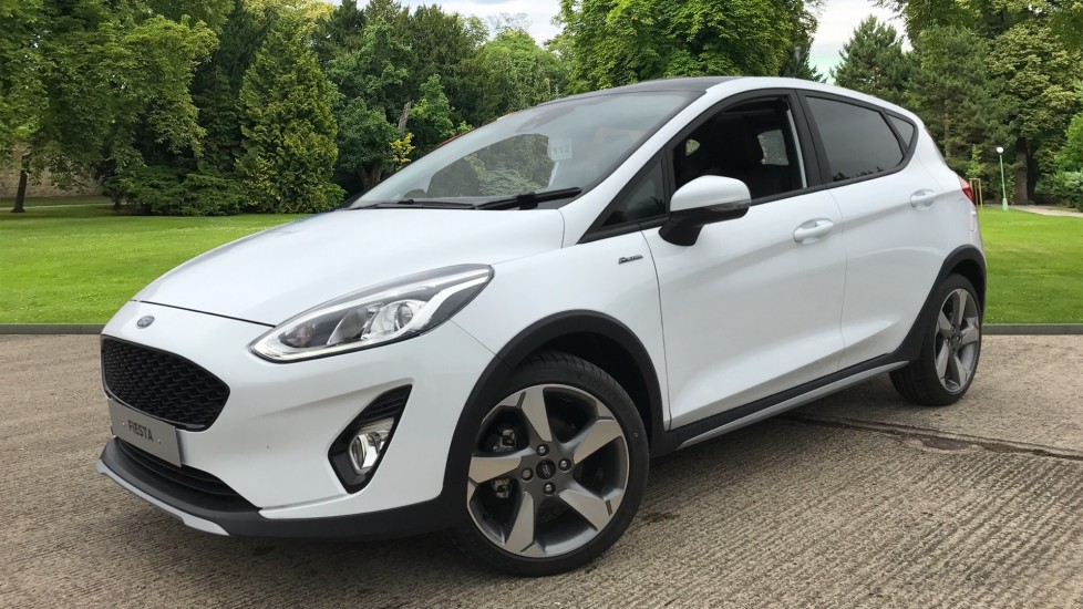 Ford Fiesta 1.0 EcoBoost 140 Active X 5dr image 3