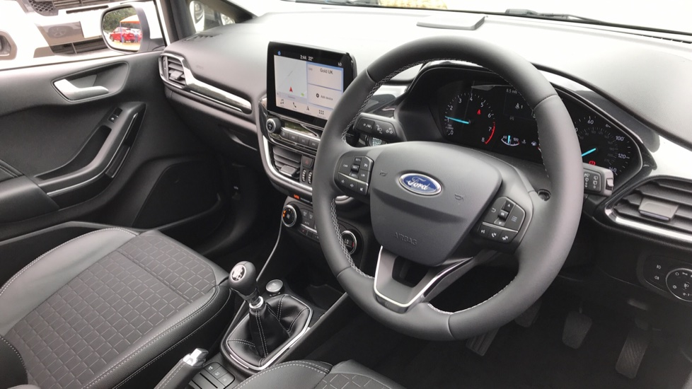 Ford Fiesta 1.0 EcoBoost 140 Active X 5dr image 12