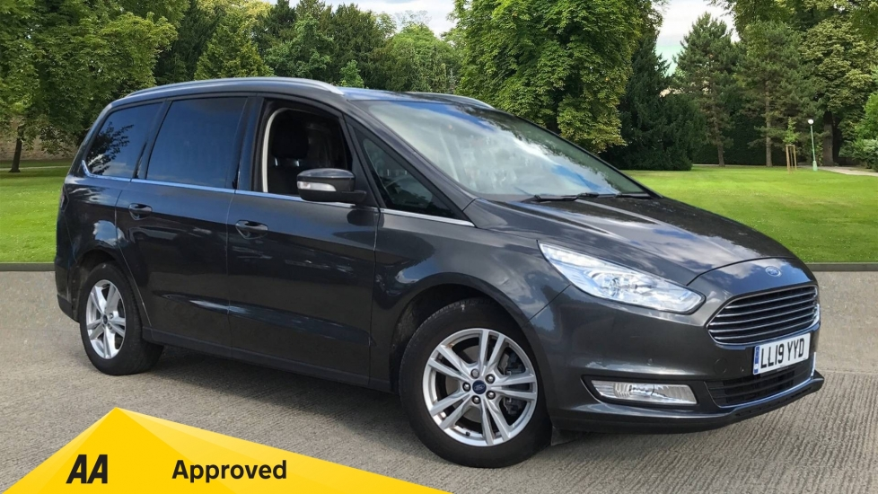 Ford Galaxy 2.0 EcoBlue 190 Titanium with Navigation and Parking Sensors Diesel Automatic 5 door Estate (2019) image