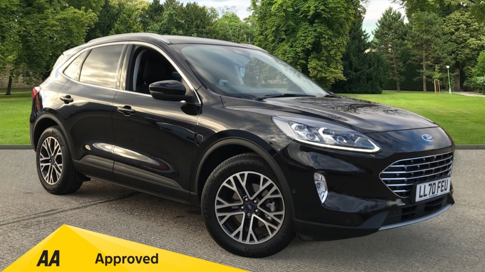 Ford Kuga 1.5 EcoBlue Titanium First Edition 5dr Diesel MPV (2020) image