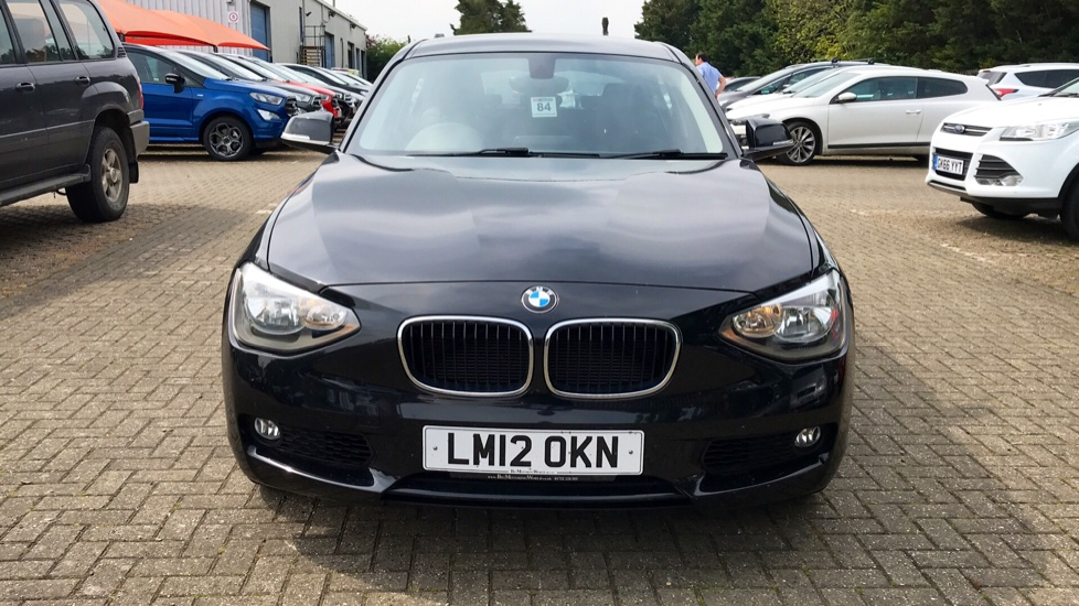BMW 1 Series 120d SE 5dr 2 0 Diesel Hatchback (2012) available from Volvo  Preston