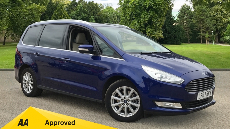 Ford Galaxy 2.0 TDCi 150 Titanium X Powershift with Power Tailgate and Heated Seats Diesel Automatic 5 door Estate (2018) image