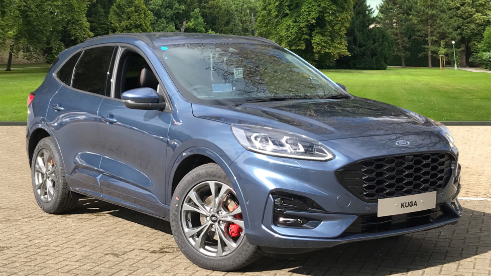 Ford All-New Kuga 2.0 EcoBlue mHEV ST-Line 5dr Diesel Estate (2020)