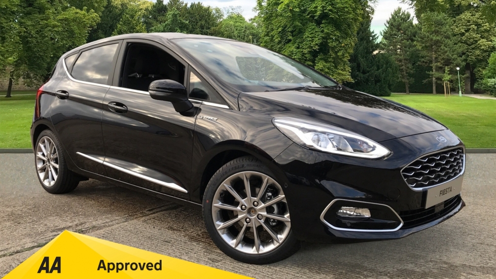 Ford Fiesta Vignale Edition 1.0T EcoBoost 125PS MHEV 5 door Hatchback