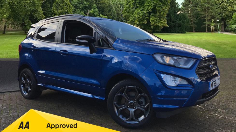 Ford EcoSport 1.0 EcoBoost 125 ST-Line 5dr Hatchback (2019) image