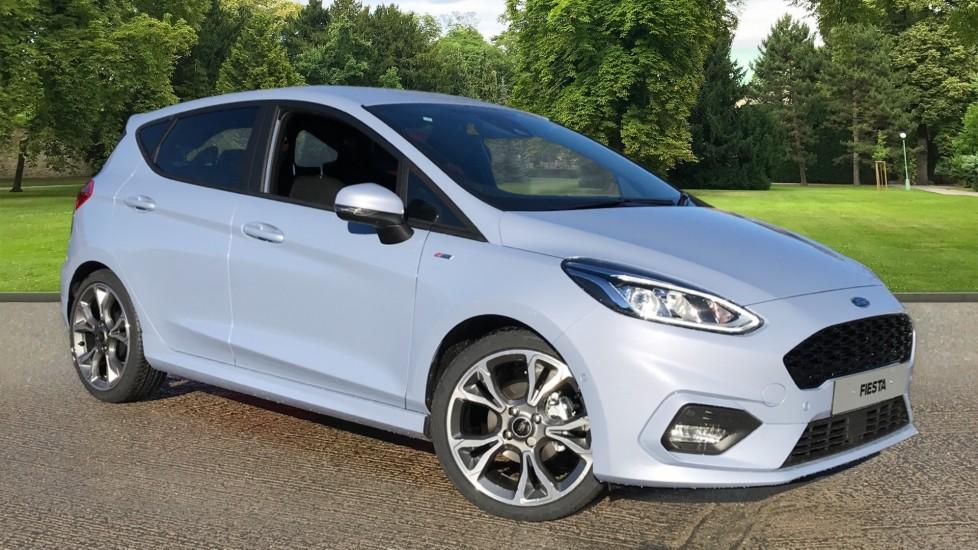 Ford Fiesta ST-Line X Edition 1.0L EcoBoost Hybrid 125PS 6 Speed 2021  5 door Hatchback