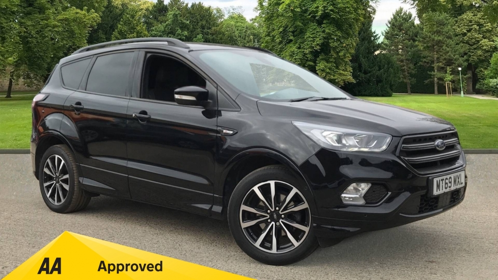 Ford Kuga 1.5 EcoBoost ST-Line 2WD with Navigation and Parking Sensors 5 door MPV (2019)