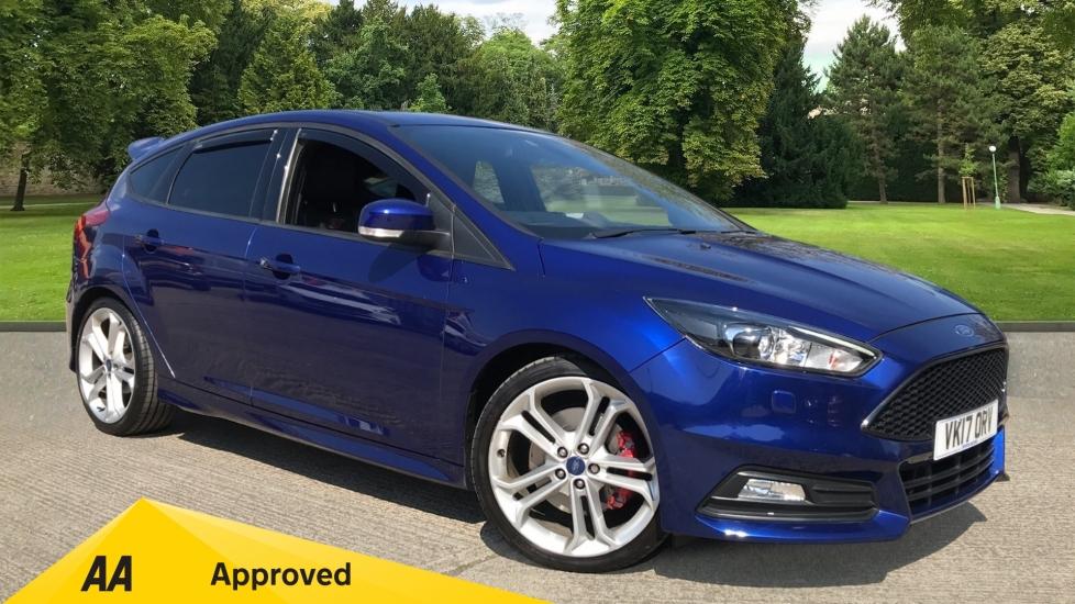 Ford Focus 2.0T EcoBoost ST-3 5dr Hatchback (2017)