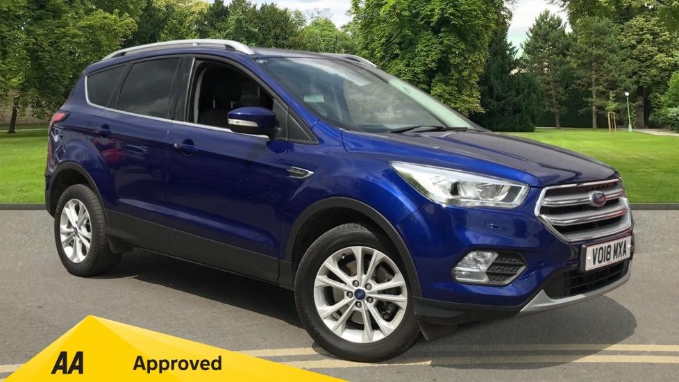 Ford Kuga 1.5 TDCi Titanium [Nav] 2WD Diesel 5 door MPV (2018)