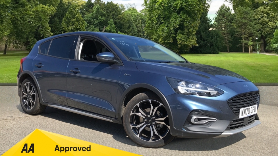 Ford Focus 1.0 EcoBoost Hybrid mHEV 125 Active X Edition 5dr image 1