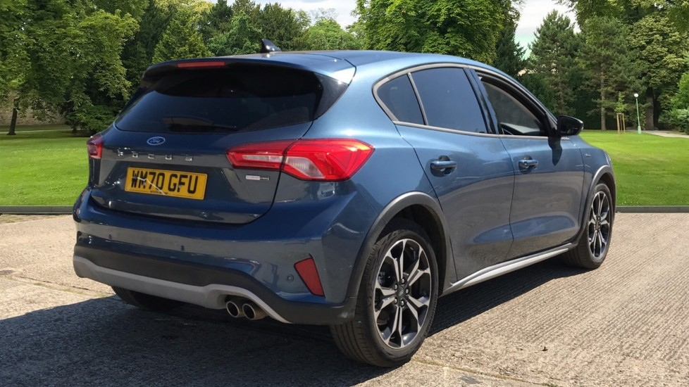 Ford Focus 1.0 EcoBoost Hybrid mHEV 125 Active X Edition 5dr image 5