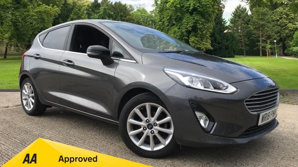 Ford Fiesta 1.0 EcoBoost Titanium 5dr Hatchback (2018)