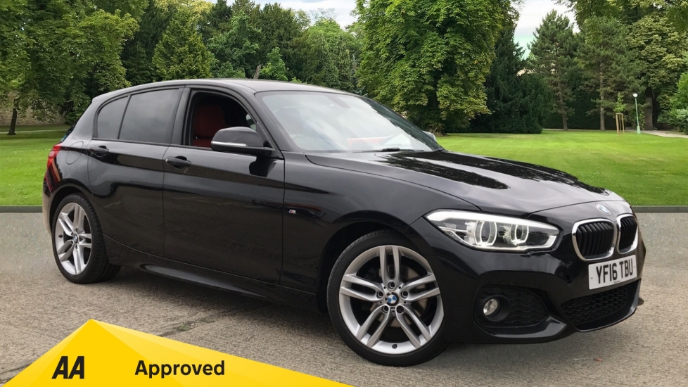 BMW 1 Series 120i M Sport 5dr 1.6 Hatchback (2016)