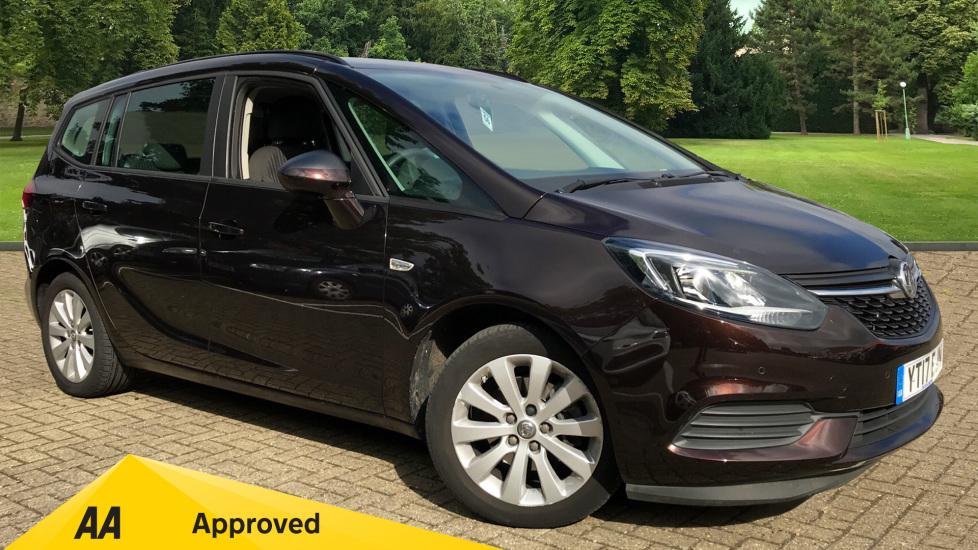 Vauxhall Zafira 1.4T Design 5dr MPV (2017) image