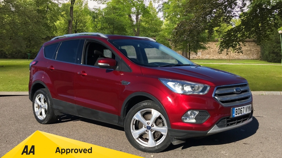 Ford Kuga 2.0 TDCi Titanium [Nav] 2WD Diesel 5 door MPV (2017) at Ford Thanet thumbnail image