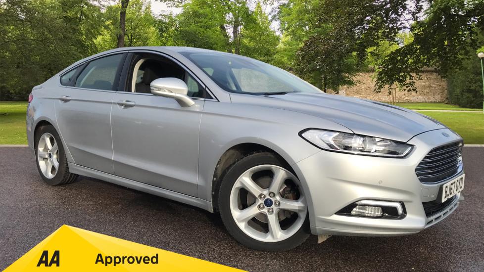 Ford Mondeo 1.5 EcoBoost Titanium [Nav] 5dr Automatic Hatchback (2017)