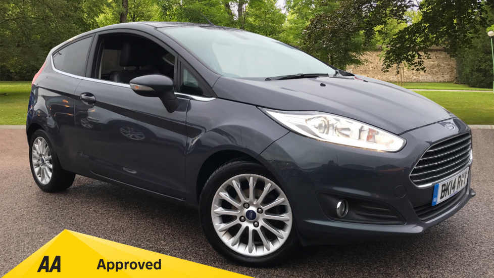 Ford Fiesta 1.0 EcoBoost Titanium X Powershift Automatic 3 door Hatchback (2014)