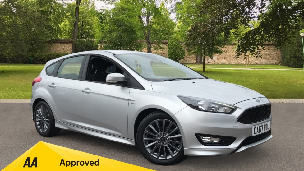 Ford Focus 1.0 EcoBoost 125 ST-Line 5dr Auto Automatic Hatchback (2018)