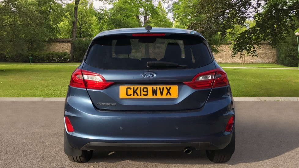 Ford Fiesta 1.0 EcoBoost Titanium 5dr with Navigation and Cruise Control image 6