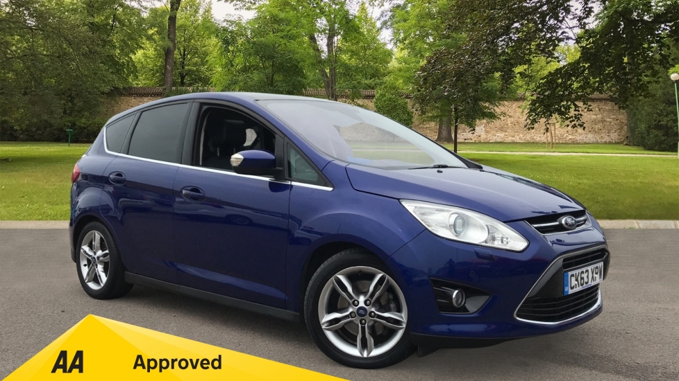 Ford C-MAX 2.0 TDCi Titanium X 5dr Powershift with Panoramic Sunroof and Heated Seats Diesel Automatic MPV (2014)
